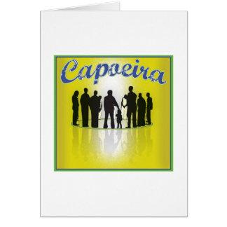 Capoeira Karte