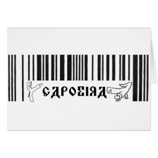 capoeira Kriegskunst-Liebe Brasilien Karte