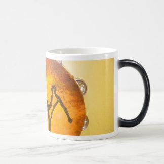capoeira meine Liebekaffee-Tassenschale Verwandlungstasse