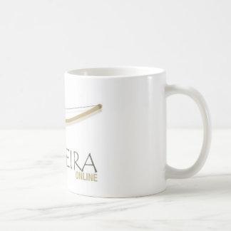 Capoeira on-line-Grafik Kaffeetasse