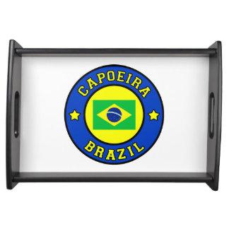 Capoeira Tablett