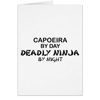 Capoeira tödliches Ninja bis zum Nacht Karte