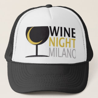 Cappellino Wein-Nacht Truckerkappe