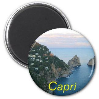 Capri Magnet Kühlschrankmagnete