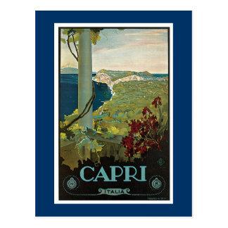 Capri Postkarte