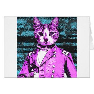 captian Meow Karte