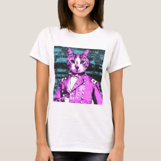captian Meow T-Shirt
