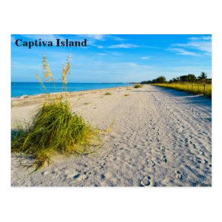 Captiva Inselpostkarte Postkarte