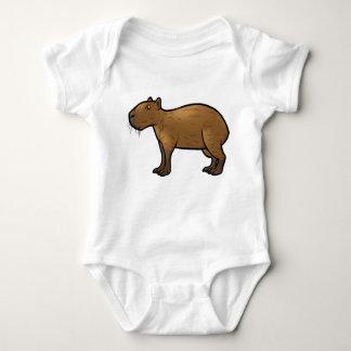 Capybara Baby Strampler