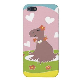 Capybara in der Liebe Hülle Fürs iPhone 5