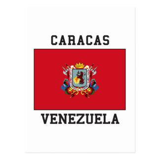 Caracas Venezuela Postkarte