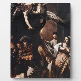 Caravaggio - die sieben Arbeiten der Fotoplatte