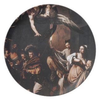 Caravaggio - die sieben Arbeiten der Teller