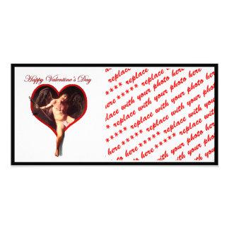 Caravaggios Amor für Valentinstag Photokarten