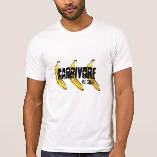 Carbivore das vegane T-Stück Männer T-Shirt