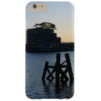 Cardiff-Bucht-Sonnenuntergang Barely There iPhone 6 Plus Hülle
