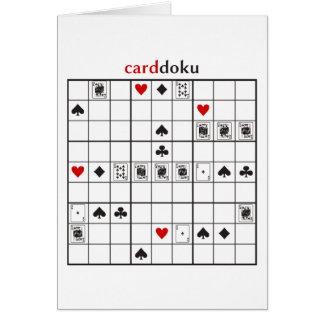 cardoku schlägt Royal Flush mit einer Keule Karte