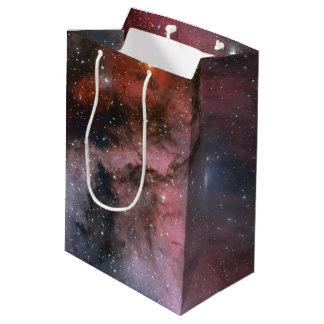 Carina-Nebelfleck, Wolf-Rayet Stern WR 22 Mittlere Geschenktüte