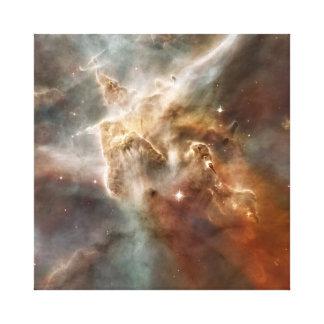 Carina-Nebelflecke Leinwanddruck