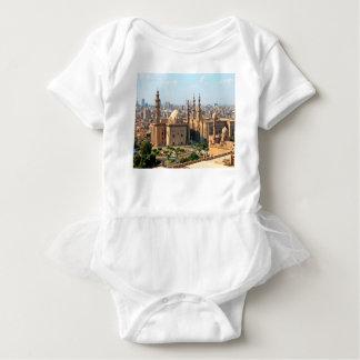 Cario Ägypten Skyline Baby Strampler