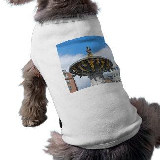 Caritas wohles Kopenhagen Dänemark Ärmelfreies Hunde-Shirt