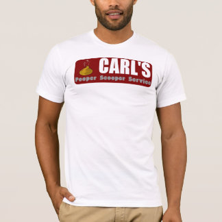 Carls pooper scooper Service T-Shirt
