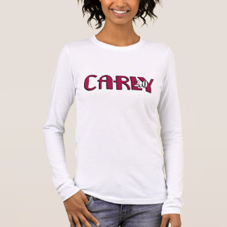 Carly 2,01 langer Sleeved T - Shirt