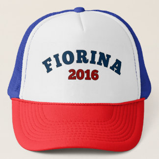 Carly Fiorina 2016 Truckerkappe