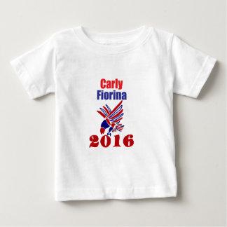 Carly Fiorina für Präsidenten Political Design T Shirts