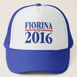 Carly Fiorina für Präsidenten Truckerkappe