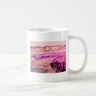 carmel durch das Meer Kaffeetasse