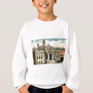 Carnegie-Bibliothek San Bernardino CA Vintages Sweatshirt