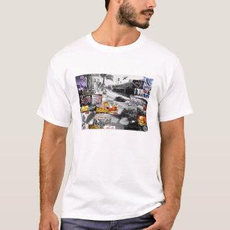 carneyTRAIN.com-Sonnenuntergang BOULEVARD T-Shirt
