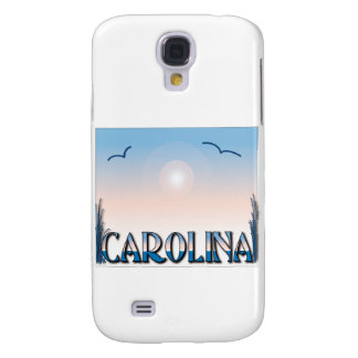Carolina-Strände am Sonnenuntergang Galaxy S4 Hülle