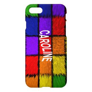 CAROLINE iPhone 8/7 HÜLLE