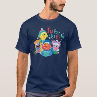 Caroling Sesame Street T-Shirt