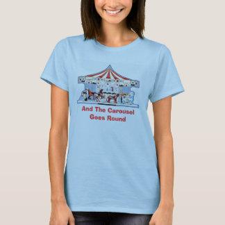 carousel20II und das Karussell geht um T-Shirt