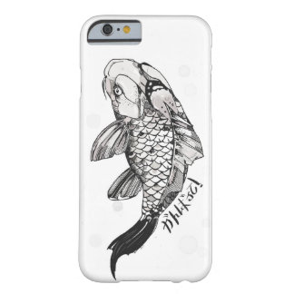 Carpa-Koi Fall Barely There iPhone 6 Hülle