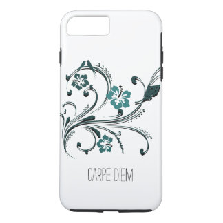 Carpe Diem iPhone 7 Fall iPhone 8 Plus/7 Plus Hülle