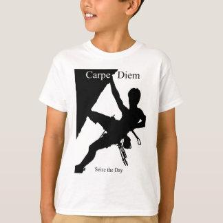 Carpe Diem Klettern T Shirts