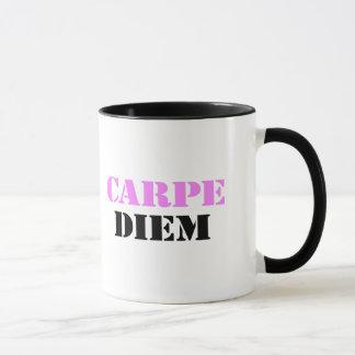 Carpe Diem Tasse