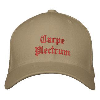 Carpe Plectrum ballcap Bestickte Baseballkappe