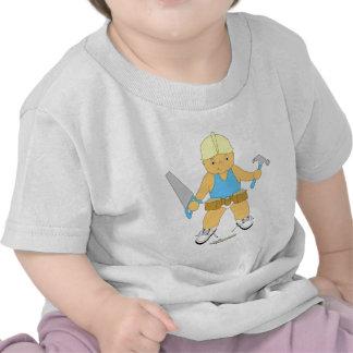 Carpenter baby boy t-shirts