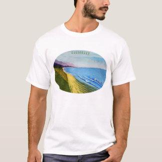 Carpenteria-Küstenlinie T-Shirt