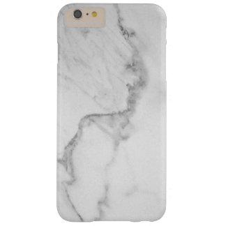 Carrara MarmoriPhone 6/6s plus Fall Barely There iPhone 6 Plus Hülle