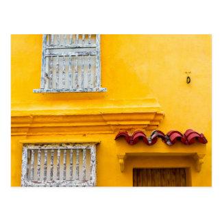 Cartagena Fantastisches Postkarte