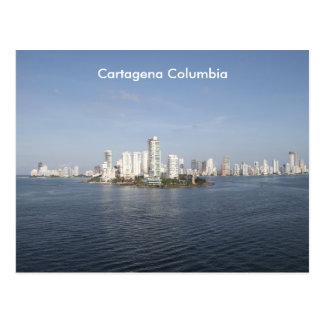 Cartagena Kolumbien, Fotografie, Postkarte