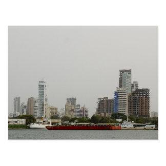 Cartagena Postkarte