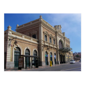 Cartagena-Station Postkarte