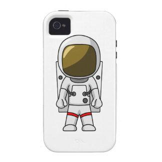Cartoon-Astronaut